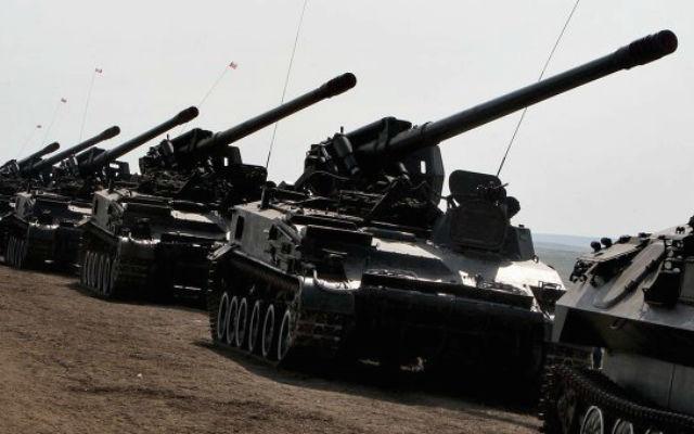 Новости 05.01.2016. Сухопутные войска за 5 лет получат более 5 тысяч единиц новой техники