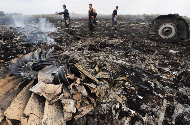 Новости 14.01.2016. Росавиация указала на недостоверность отчета о крушении Boeing МН-17
