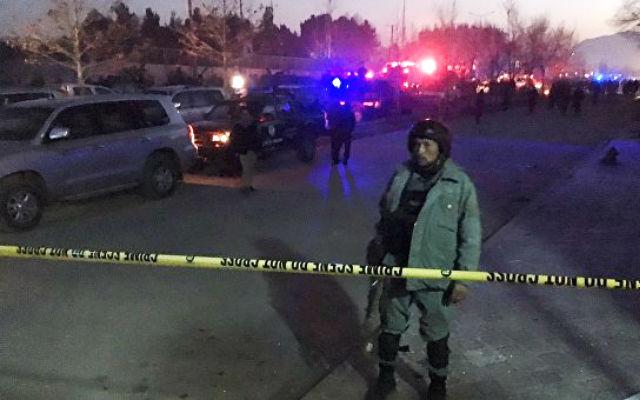 Новости 20.01.2016. Число погибших при взрыве у посольства РФ в Кабуле выросло до семи