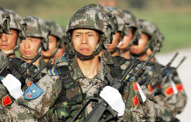 РУССКАЯ ПЛАНЕТА. Китай: на войну вместе с Россией. Армия КНР поддержит начатую Москвой военную операцию против террористов ДАИШ