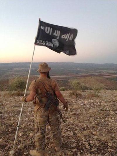Боевик ИГИЛа: www.iimes.ru