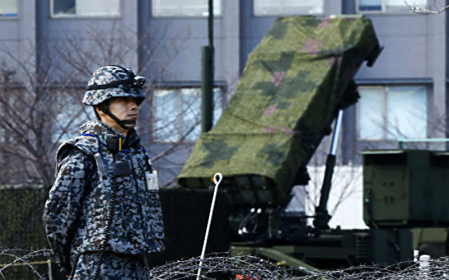 Новости 03.02.2016. Министр обороны Японии отдал приказ сбить ракету КНДР в случае угрозы