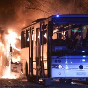 Новости 17.02.2016. Взрыв в Анкаре