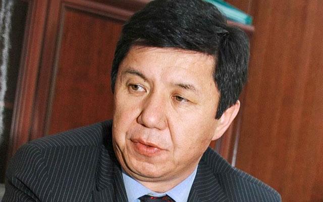 Премьер-министр Киргизской Республики САРИЕВ Темир Аргембаевич