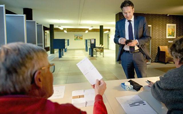 Новости 06.04.2016. Новый exit poll: явка на референдуме в Нидерландах превысила 30%