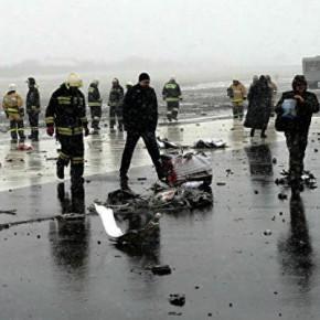 Новости 08.04.2016. МАК рассказал, что привело к крушению Boeing в Ростове