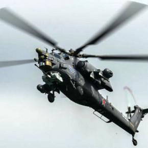 Новости 12.04.2016. В Сирии разбился российский вертолет, пилоты погибли
