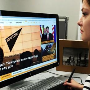 Новости 15.04.2016. Sputnik заблокирован властями Турции
