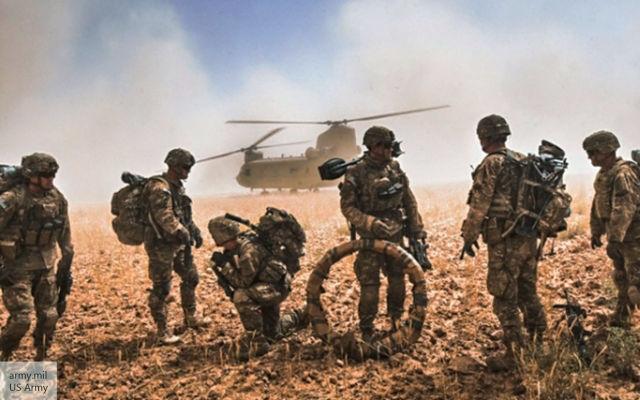 ФАПnews. Пока США остаются в Ираке, Россия остается в Сирии