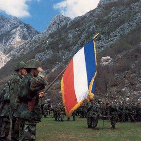 "Любинко Джуркович ""Битва на Кошарах. Апрель – Июнь 1999 года"""