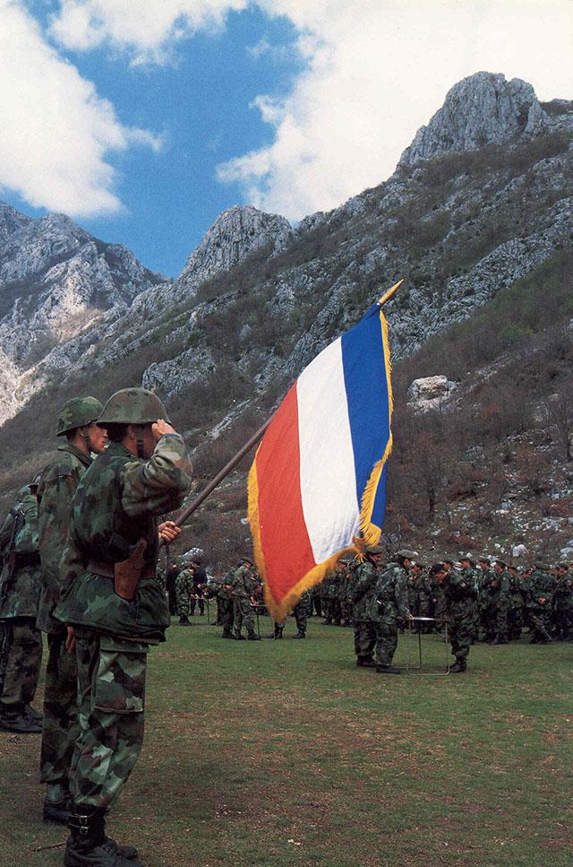 Солдаты Югославии