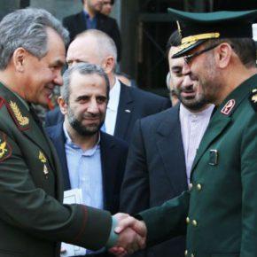 Новостное агентство «ХАРЬКОВ». Шойгу поехал в Тегеран: спасут ли Сирию Россия и Иран