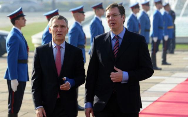 Тајни пакт Вучићеве власти са НАТО пактом