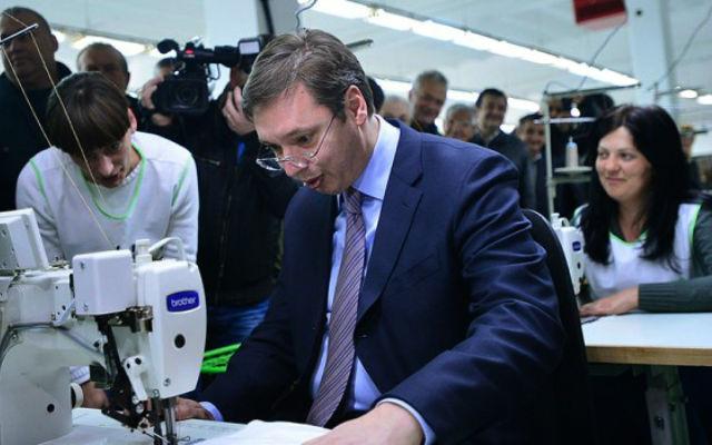 Системска корупција напредне Србије