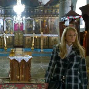 Blauen Narzisse. DER KOSOVO IST SERBISCH (II) (Dragana Trifkovic)