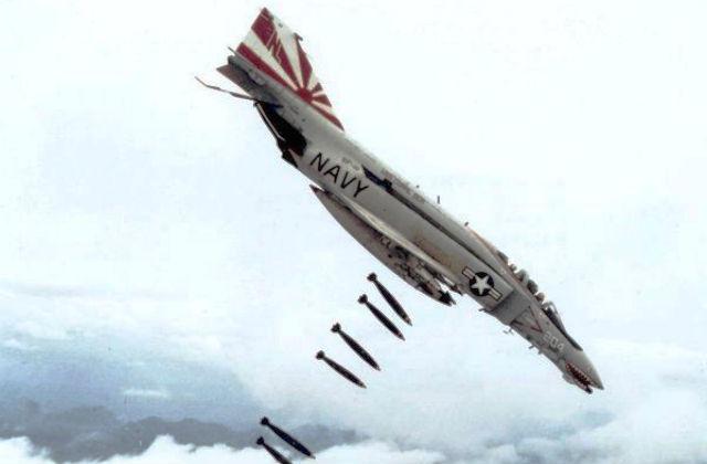 Переосмысливая Вьетнам. Некоторые аспекты применения ударной авиации во Вьетнаме