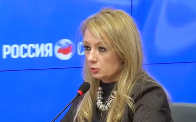 ОБСЕ: как инструмент НАТО (Драгана Трифкович, директор Центра геостратегических исследований)