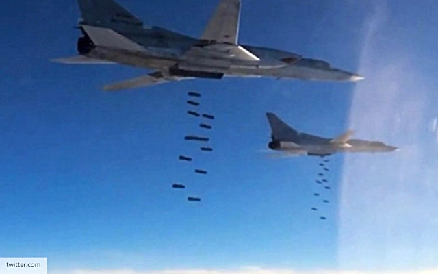 ФАПnews. Россия стягивает дальнюю авиацию и флот к границам Сирии