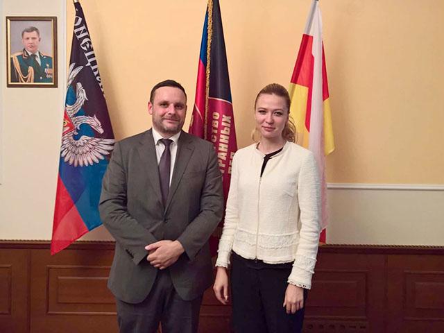 NORTEXA. Zu Besuch im Donbass – Im Gespräch mit Manuel Ochsenreiter