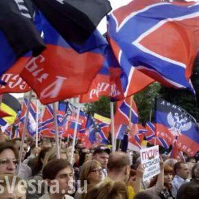 РУССКАЯ ВЕСНА. Государственное нестроительство в Новороссии: о системной проблеме Русского мира