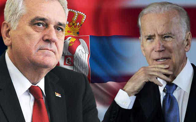 ЦАРЬГРАД. Визит Джо Байдена в Косово направлен на дальнейший развал Сербии Подробнее: Байден будет требовать от Сербии изменить конституцию