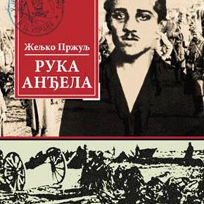 Книга сербского писателя Желько Пыржуля «Рука ангела»