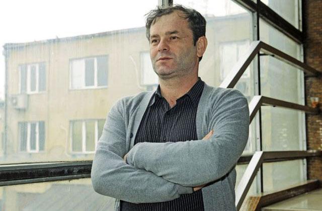 Сербский писатель, поэт и журналист  Желько Пыржуль