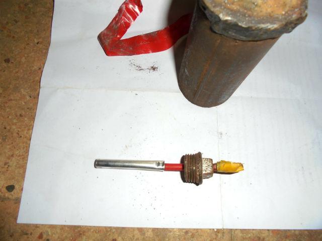 СИРИЯ. Самодельные ручные гранаты захваченные в поселке Кинсаба - 6