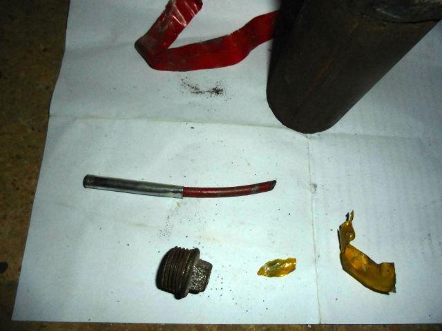 СИРИЯ. Самодельные ручные гранаты захваченные в поселке Кинсаба - 7