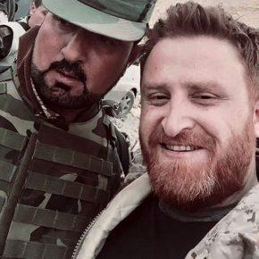 Полковник Сухель Аль-Хасан (سهيل الحسن) командир бригады Аль-Нимр (Тигры)