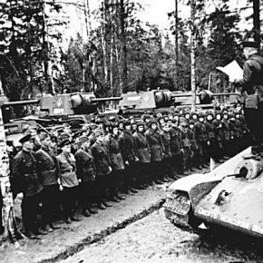 ТАСС. Минобороны России опубликовало мультфильм про танк