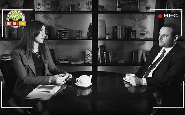 "Телеканал «Оплот ТВ» (Донбасс). Программа ""Кстати"": обозреватель Мануэль Оксенрайтер"