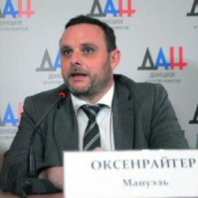 Eurosceptics' accession to power might contribute to peace in Donbass