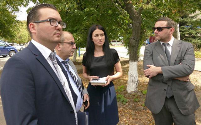 РИА НОВОСТИ. Наблюдатели не выявили нарушений при подготовке к праймериз в ДНР (Мануэль Оксенрайтер)