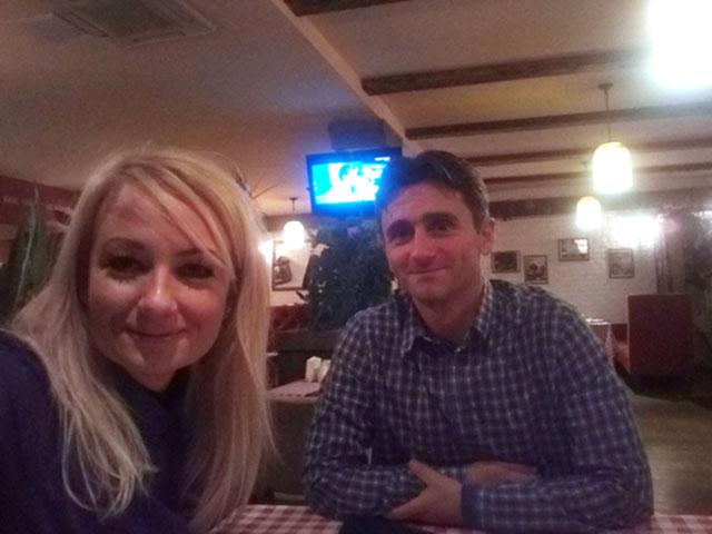 Деян Берич и Драгана Трифкович: Интервью сербского добровольца на Донбассе - 2