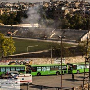 ФАПnews. Эксперт объяснил цель новой «гуманитарной паузы» в Алеппо. Она объявлена 4 ноября с 9.00 до 19.00
