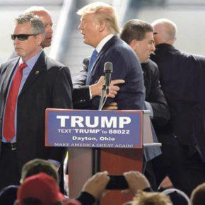 JOINFO.UA. Дональд Трамп рискует повторить судьбу Джона Кеннеди
