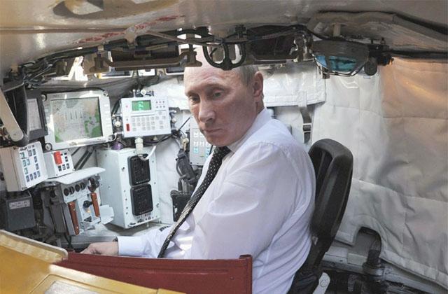 СТРАТЕГИЯ-2025: построения и развития бронетанкового государственного холдинга (Путин В.В.)