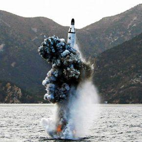 Твердотопливный козырь Пхеньяна