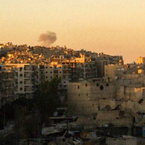 ФАН. Сдача на почетных условиях: Россия вынуждает боевиков в Алеппо сложить оружие