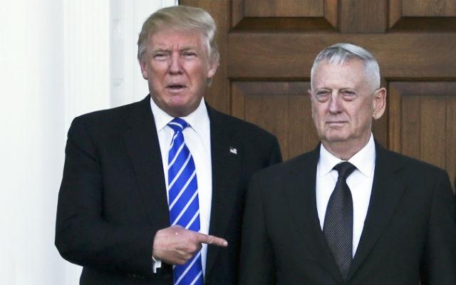 ФАН. «Бешеный пес» Мэттис во главе Пентагона: Трамп дал армии то, что она хочет