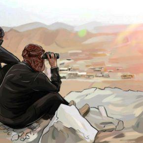 ФАН. Пальмира стала горячей точкой: боевики ИГ отвлекают внимание от битвы за Идлиб