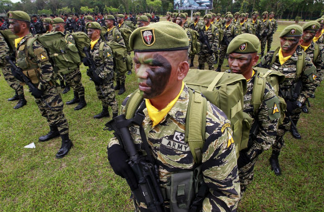 Военная политика Республики Филиппины. Краткий обзор