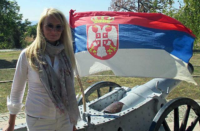 директор белградского Центра геостратегических исследований Драганой Трифкович