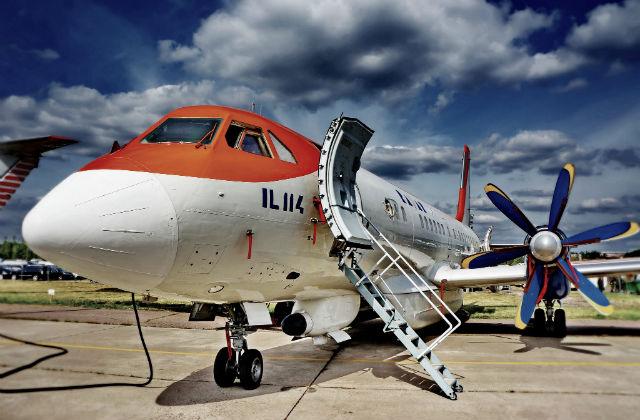 ОАК. Заключен договор по проекту создания регионального пассажирского самолета Ил-114-300 на проведение опытно-конструкторских работ