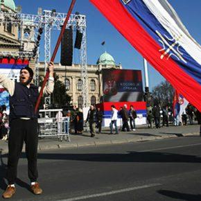 ИЗВЕСТИЯ. Сербия ждет от СБ ООН реакции на создание армии Косово. Как отмечают в Белграде, появление постоянных вооруженных сил Приштины угрожает сербскому народу