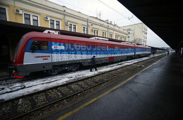 РУСКА РЕЧ. Српски воз се вратио са пуним вагоном проблема