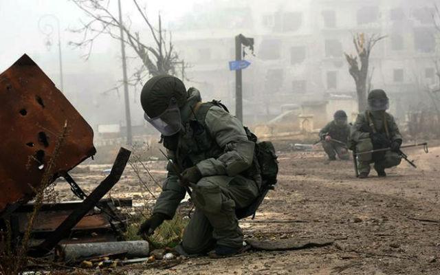 СВОБОДНАЯ ПРЕССА. «Фугасная война»: российские войска несут потери в Сирии. Боевики ИГИЛ научились обходить наши комплексы РЭБ?