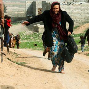 ИЗВЕСТИЯ. Американцы готовятся к восстанию в Мосуле. Вокруг города создается система огневых баз для поддержки отрядов умиротворения
