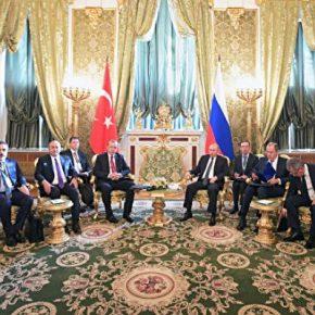РАДИО «Спутник». Акт доброй воли: Турции разрешили заползти на российский рынок сельхозпродукции